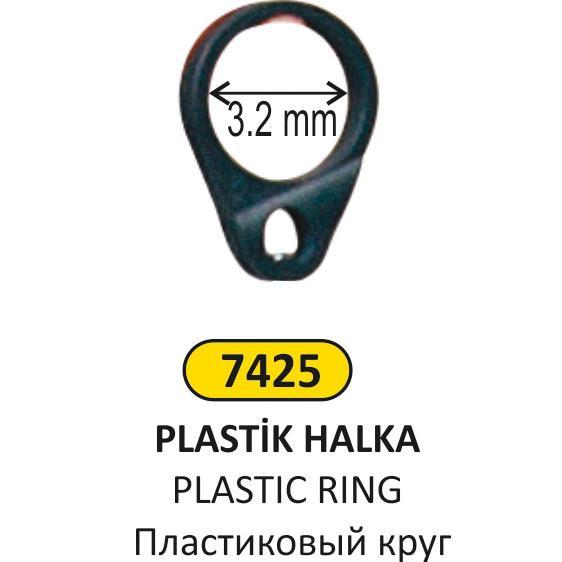 7425 PLASTİK HALKA